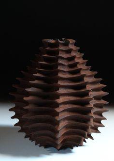 Sculpture by Marc Ricourt Contemporary Craft & Design Sarah Myerscough Gallery