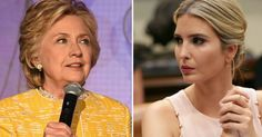 Hillary Clinton Torches The 'Lip Service' Of Ivanka Trump | HuffPost