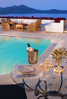 Romantic Dining Greece