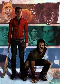 The Fox and the Hound Wolf a tale of not-so-little Red and his big bad Werewolf(Teen Wolf)<<<< OH KAY SORRY FOR THE SPAMMING BUT I HAVE TO GOOO