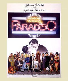 Cinema Paradiso - Original Movie Poster