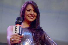 Diana Delgado Chica E! Colombia 2012