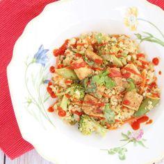 Veggie Cauliflower F