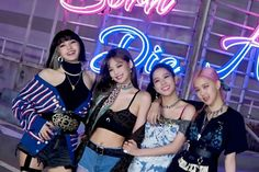 """Watch: BLACKPINK Shows Off Acting Skills And Has A Blast While Filming """"Lovesick Girls"""" MV   Soompi"""