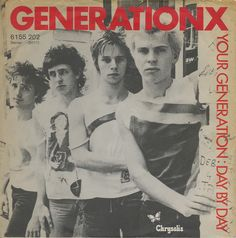 X Generation - Your Generation (1978)