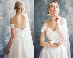 eb01fbfec8 LUMELA   taffeta wedding dress quinceanera wedding dress
