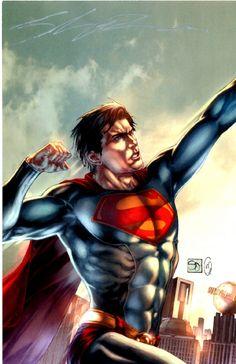 Superman - Shane Davis