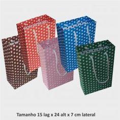 Artesanal Sacolas - Sacolas e Embalagens de Papel