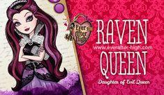 Raven Queen Character