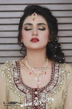 Sara Khan's Bridal Photoshoot