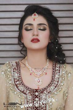 Sara Khan's Bridal Photoshoot