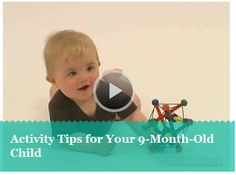 These developmental milestones are expected in a #baby who is nine months old. http://www.parents.com/videos/v/61651943/development-milestones-age-9-months.htm/?socsrc=pmmpin091012PTT9MonthMilestones