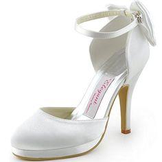 Brautschuhe Shop - champagnerfarbene, perlfarbene, cremefarbene, ivory, mit Spitze, flache oder weiße Brautschuhe.