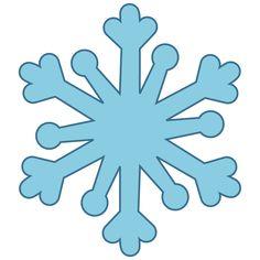 snowflake background clip art free christmas snowflake clipart rh pinterest com free clipart snowflakes background free clip art snowflake images