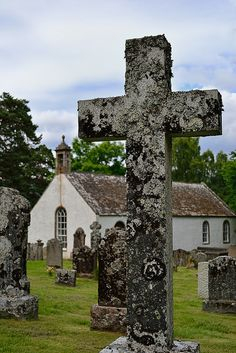 Old Cemetery Cross