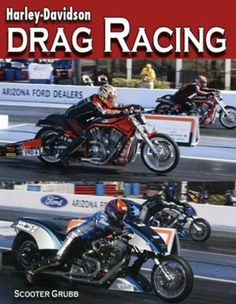 Bestseller Books Online Harley-Davidson Drag Racing Scooter Grubb $19.95  - http://www.ebooknetworking.net/books_detail-1583882626.html