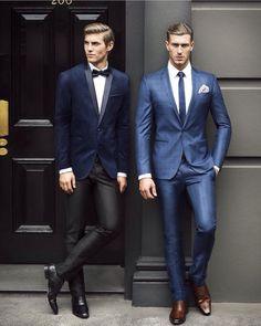 48c702be555 It was night that night. Stylish MenMan Suit ...