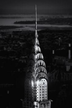 CHRYSLER BUILDING by Beno Saradzic on 500px