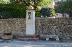 Oratoire Notre-Dame sur le boulevard du Rayol, jadis dédié à Saint-Marc.