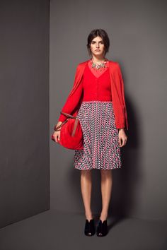 Cuando los tonos fríos dan calor | Fashiongraphic Blog