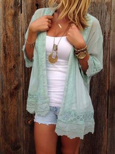 Gorgeous outfit for summer 2016