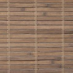 home decorators collection driftwood flatweave bamboo roman shade 70 in w x 72 in l - Bamboo Roman Shades