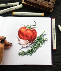 "914 Likes, 14 Comments - Крюкова Женя (@_marlette_) on Instagram: ""Tomato  Все ещё не могу придти в себя, после отпуска на АлтаеЭто было слишком волшебно, что я до…"""
