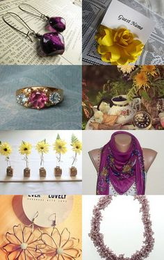 Spring Parties  by Sharon on Etsy--Pinned with TreasuryPin.com