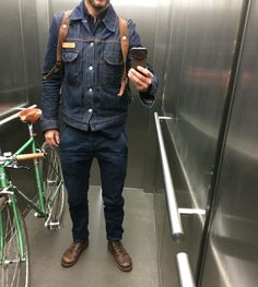 #ironranger #chino #purebluejapan #roberu #suicycle #reduxjeans