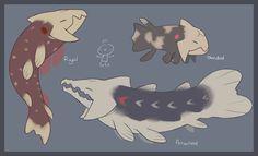 Pokemon Variations : Photo
