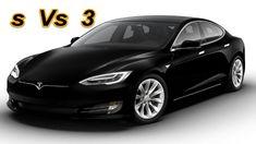 Tesla Model S Vs Tesla Mannequin 3 New Tesla, Vs Models, Entry Level