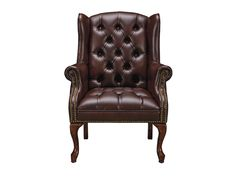 Classic Brown Accent Chair - American Signature Furniture