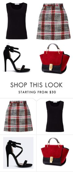 """""""Untitled #3"""" by zsuzsanna-janosik on Polyvore featuring Carven, John Lewis and Qupid"""