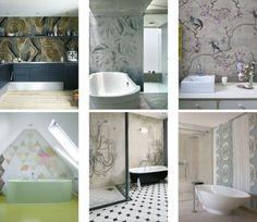 Guaina impermeabilizzante decorativa, Wet System by Wall & decò