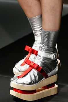 Prada Spring 2013. Just goes to show that all designer creations are not great.