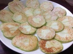 Raw apple chips with hearts on them. So easy& cute!