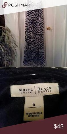 Spotted while shopping on Poshmark: White House Black Market Dress! #poshmark #fashion #shopping #style #White House Black Market #Dresses & Skirts
