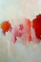 How to make smudgy middle bit? Ready of it can be blend of solids with the same poured around for shape. But the smudgy...hot colors