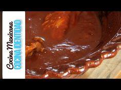 Recetas de Mole: ¿Cómo hacer Mole de Rancho? Yuri de Gortari - YouTube