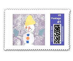 Upload an image and turn it into a totally legit, U.S. Postal Service-approved stamp (scan in the piece of artwork, or take a digital pic of it and upload it from your computer). This is a great way to add a personal touch to any letter or holiday card you send -- and seeing your kid's creation on that stamp will be way more fun than the latest official post office stamp or that boring red flag. We like pictureitpostage.com because you can create oversize stamps (all the better to see the…