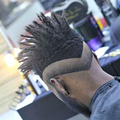 Black men haircuts come in all sorts of styles. A gallery of some of the most attention-grabbing and stylish haircuts for black men you could try out today. Black Men Haircuts, Black Men Hairstyles, Stylish Haircuts, Cool Haircuts, Hairstyles Haircuts, Fresh Haircuts, Textured Haircut, Fade Haircut, Short Hair Cuts
