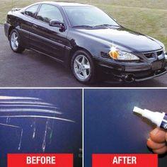 Car pride paint scratch remover pen reviews