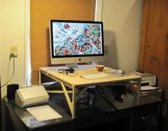 for @Will Savage - boingboing has a few articles on standing desks