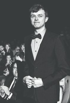 Dane DeHaan inside the theatre during'Life' Premiere at the 65th Berlinale…