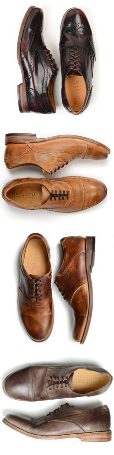 Good leather shoes