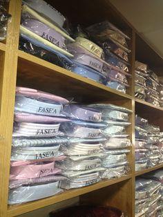 Gran variedad en camisas
