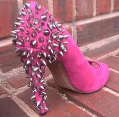 Sam Edelman spiked shoes ❤