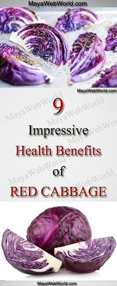 Reddish cabbage is a healthy and delightful vegetable that has been very popular throughout the particular world for a amount of reasons.