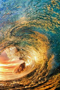 Ocean Wave Sunset No Wave, Waterworks, Ocean Photography, Beach Scenes, Beach Cottages, Ocean Waves, Natural Wonders, Mother Nature, Underwater