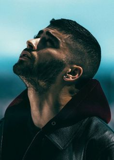 ZAYN for ELLE UK<<one of the first things I noticed was his eyelashes...is that bad